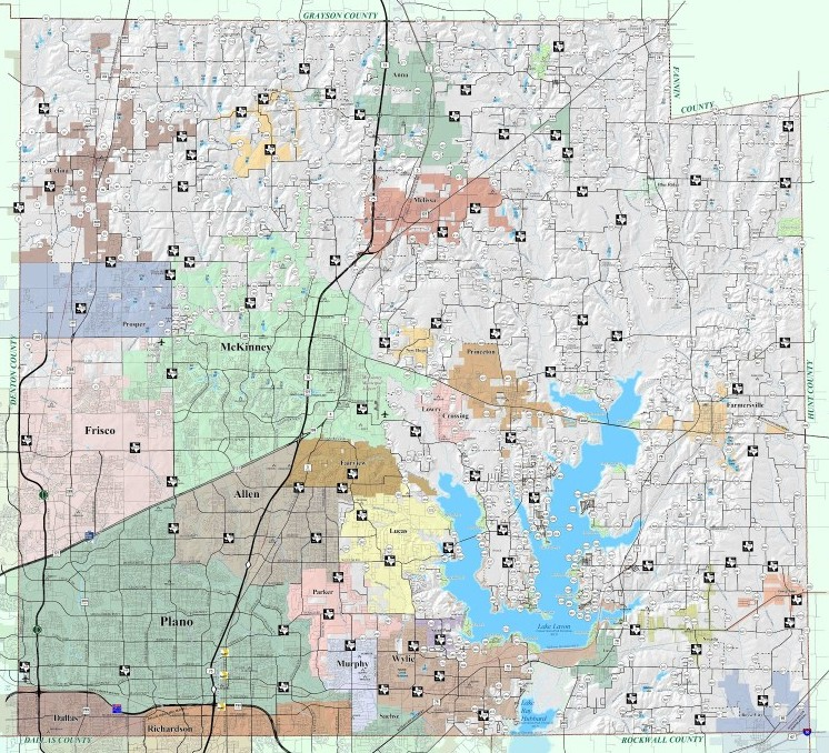 Collin_County_map