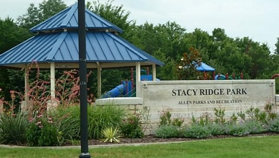 Stacy Ridge Estates, Allen Texas