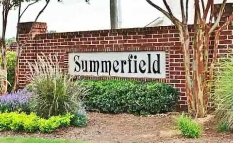 Summerfield Allen Texas