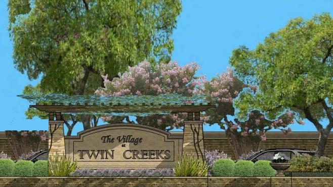 The Village at Twin Creeks Allen Texas