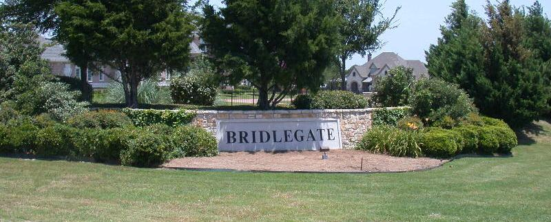 Bridlegate, Fairview Texas