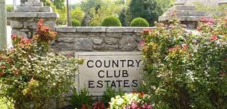 Country Club Estates, Fairview Texas