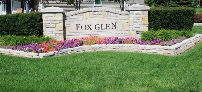 Fox Glen subdivision Lucas Texas