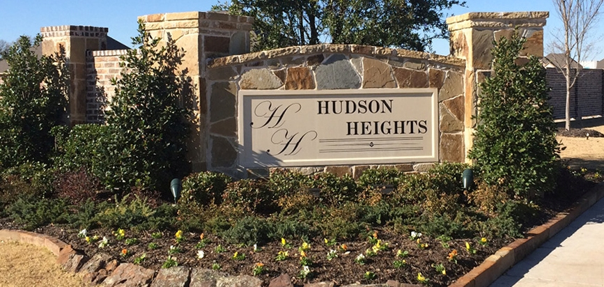Hudson Heights, Plano Texas