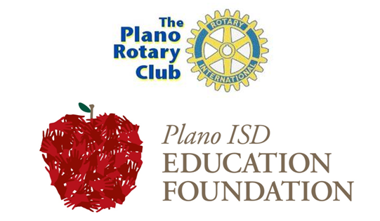 Plano Rotary Club Donates to Plano ISD Education Foundation