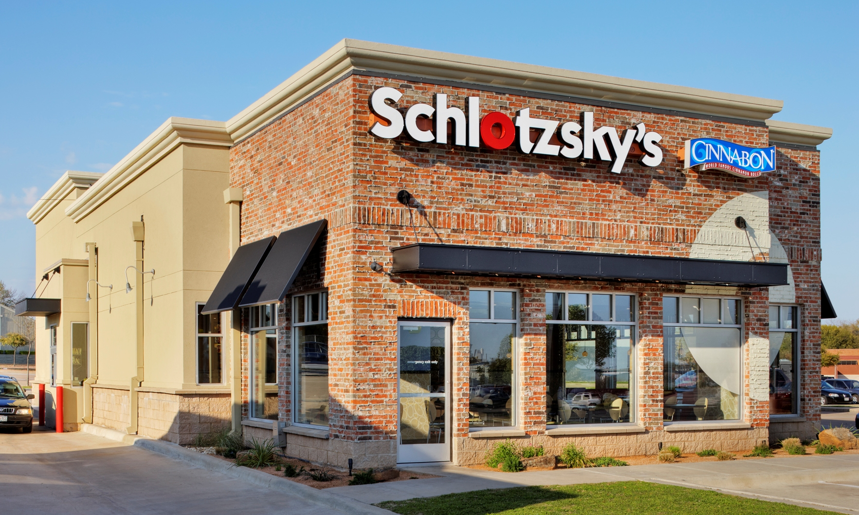 Schlozsky's-drive-thru coming to Muphy Texas