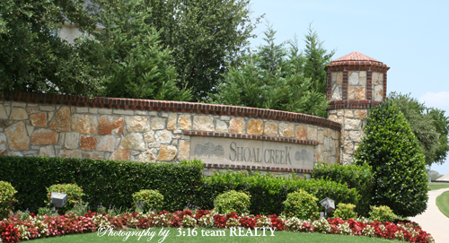 Shoal Creek, Plano Texas
