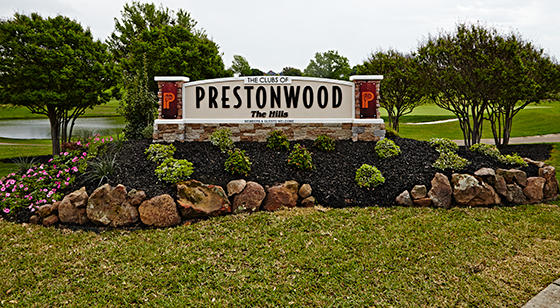 Hills at Prestonwood, Plano Texas