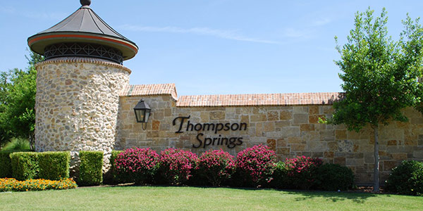 Thompson Springs, Fairview Texas
