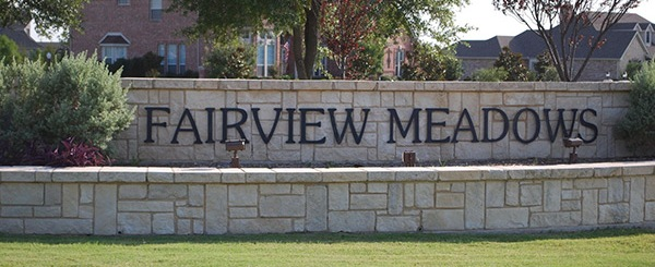 Fairview Meadows, Fairview Texas