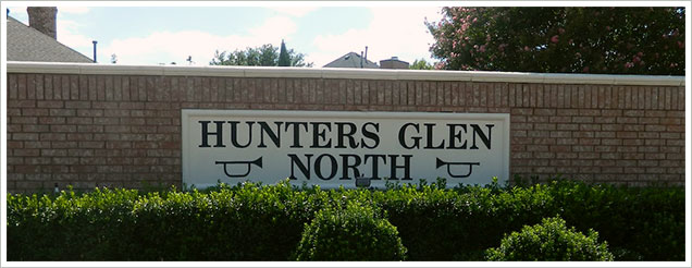 Hunters Glen, Plano Texas