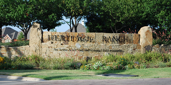subdivision heritage ranch fairview texas