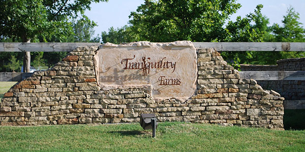 subdivision tranquility farms fairview texas
