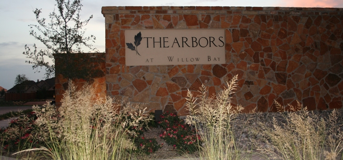 the arbors at willow bay frisco texas