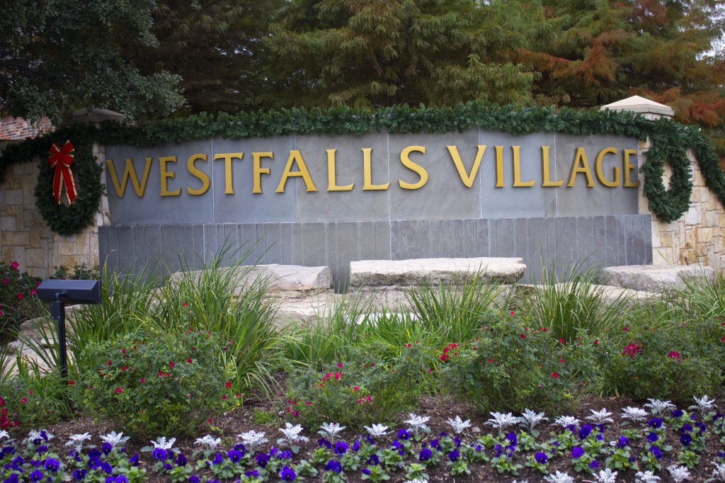 Westfalls Village, Frisco Texas