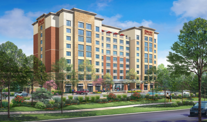 Drury Hotels to Open Drury Inn & Suites in Frisco