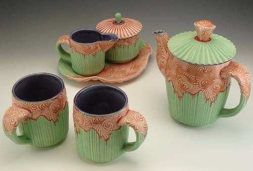 Collin College hosts 'Texas clay' ceramics exhibition on Plano campus