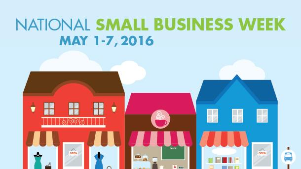 Collin County National Small busniess week 2016