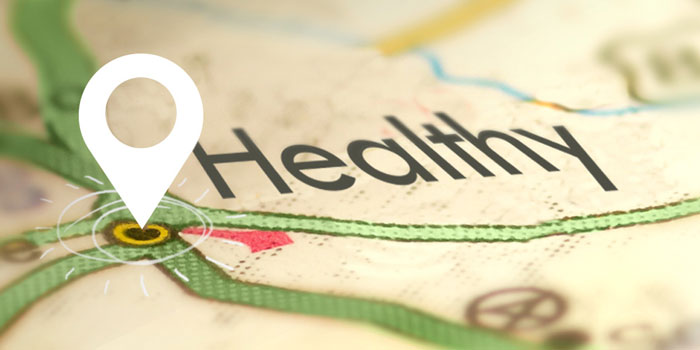 Collin County is the healthiest county in Texas