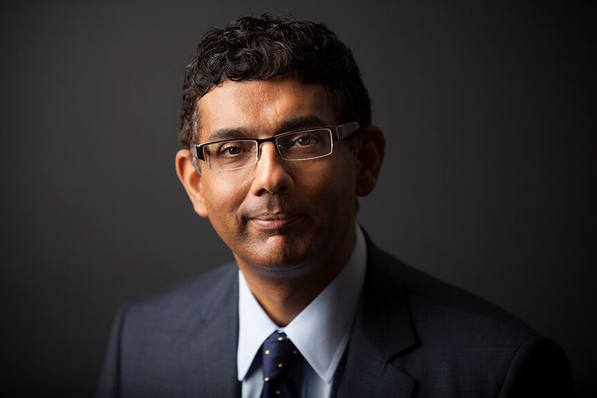 Dinesh D'Souza to speak 48th Annual Lincoln Day Dinner