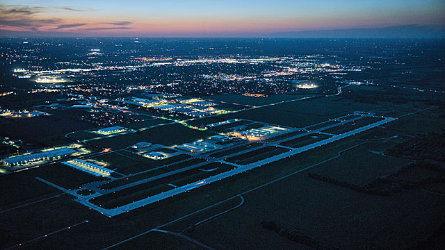 McKinney National Airport
