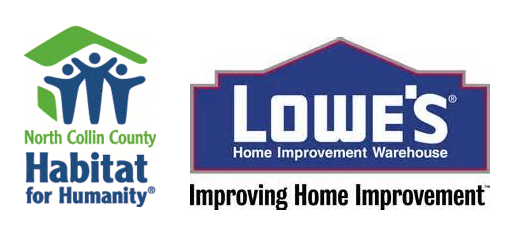 North Collin County Habitat partners with Lowes