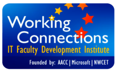 IT Faculty Development Institute to Conduct Summer Working Connections 2016