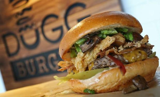 DUGG BURGER IN PLANO TX