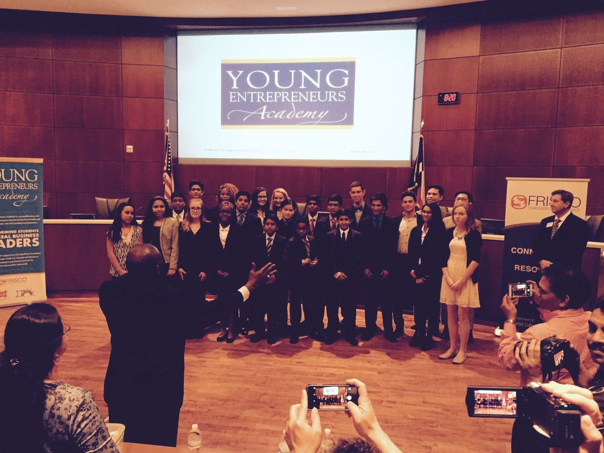 FRISCO YOUNG ENTREPRENEURS ACADEMY (YEA!)