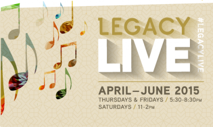 Legacy Live Music Series in Plano