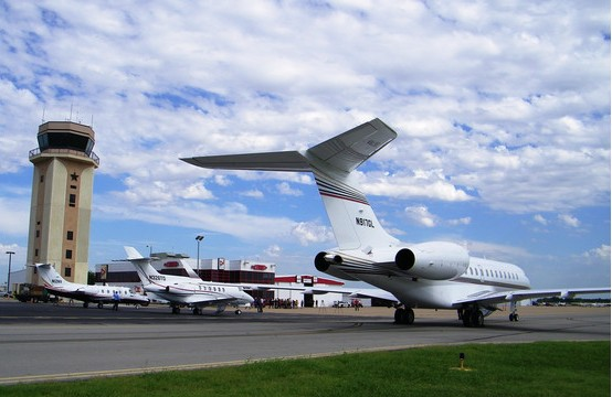Mckinney Air Center named best control tower in nation