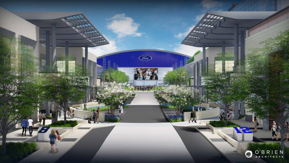 New Retail announced at The Star in Frisco