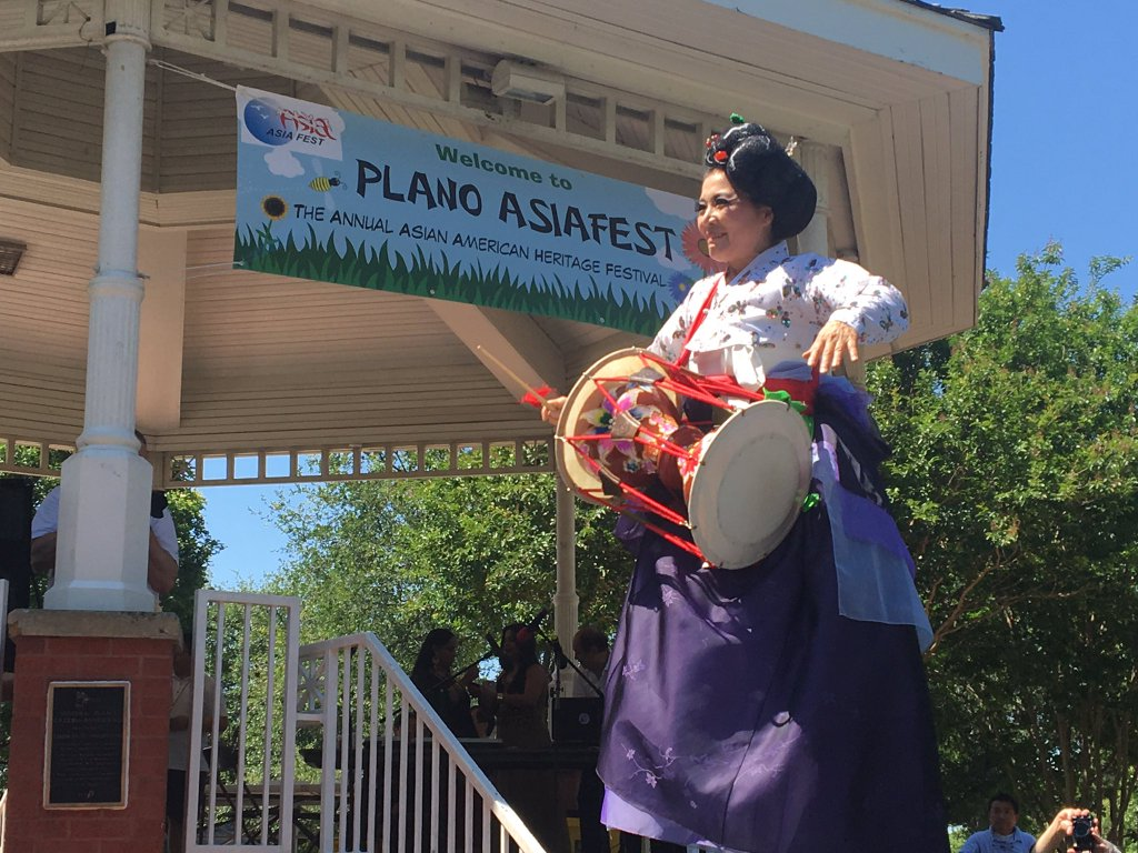 Plano AsiaFest 2016 Asian American Heritage Festival 4