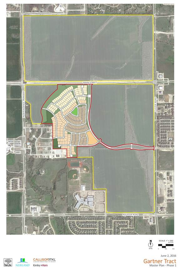 Frisco to have new 729 acre development