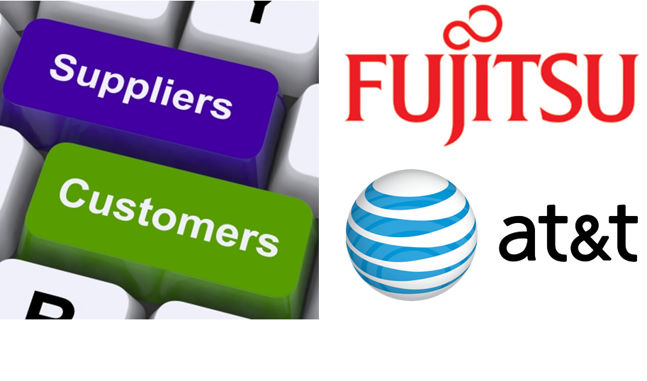 Fujitsu recognized among top AT&T suppliers