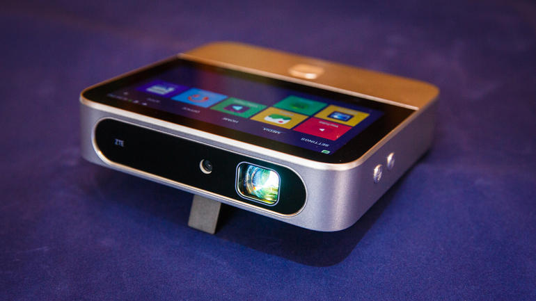 ZTE Spro 2 Smart Projector on T-mobile