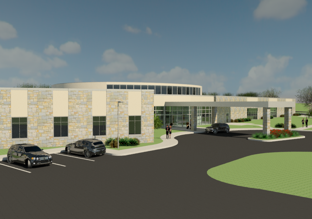 AP to build surgical hospital in Denton