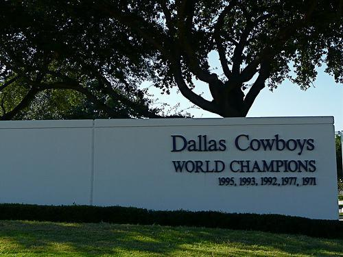 Dallas Cowboys say goodbye to Valley Ranch