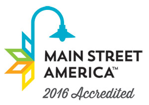 Mckinney accredited by National Main Street Center