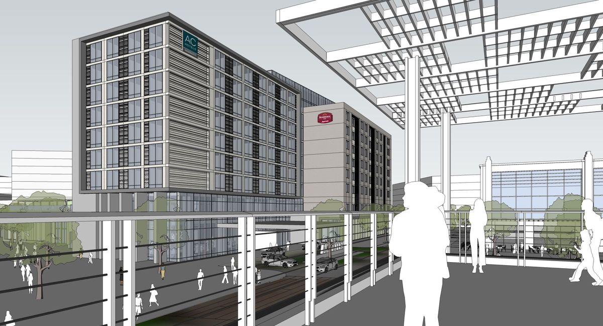 NewcrestImage to develop 4 hotels at Frisco Station