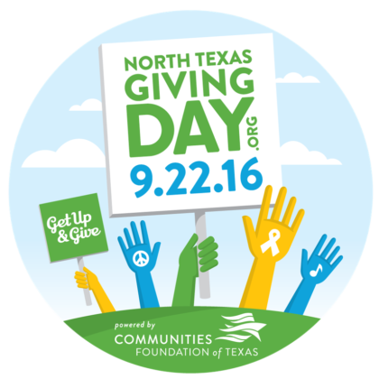 North Texas Giving Day September 22 - Collin Image