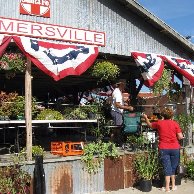 Farmersville Farmers and Flea market
