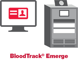 Medical center plano deploys bloodtrack-emerge
