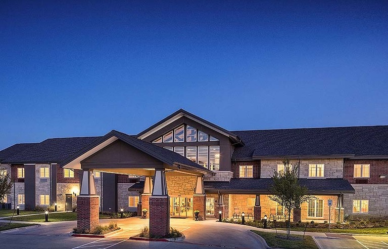 Oxford Senior Living opens 75-unit campus in Mckinney