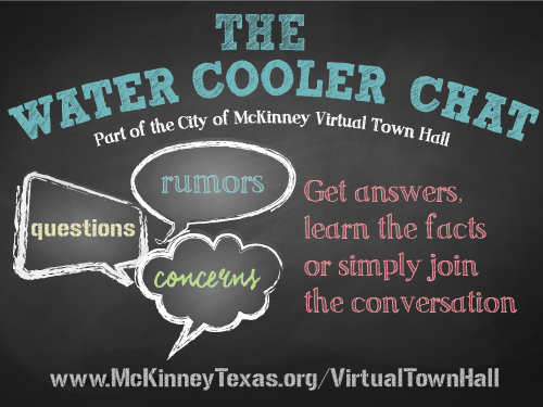 City of McKinney launches Virtual Town Hall